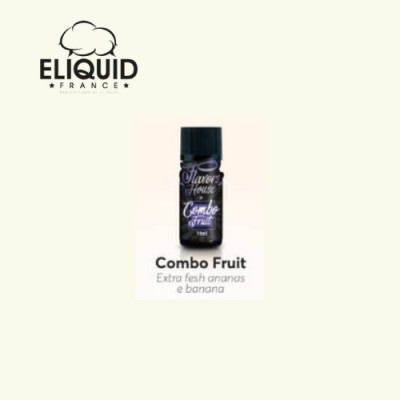 Combo Fruit 10ml -FLAVORS HOUSE- *ELIQUIDFRANCE*