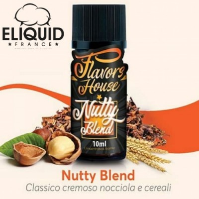 Nutty Blend 10ml -FLAVORS HOUSE- *ELIQUIDFRANCE*