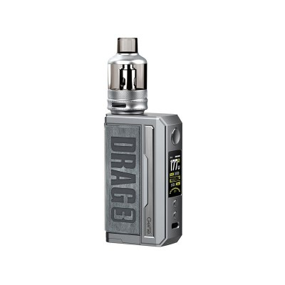 KIT DRAG 3 -SMOKY GREY- *VOOPOO*