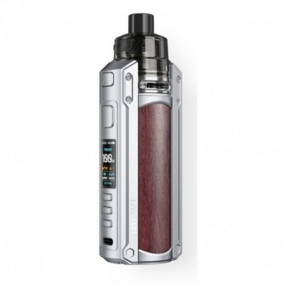 Kit URSA 100W -CROCODILE LEATHER/GUNMETAL- *LOST VAPE*