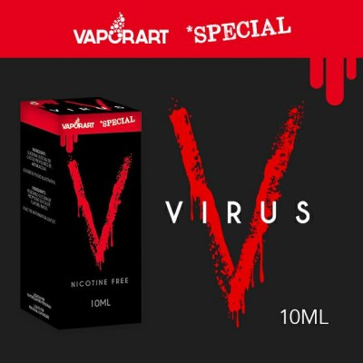 Virus 8Nic 10ML *VAPORART*