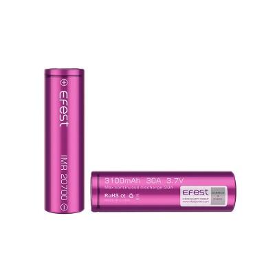 Efest 20700 30A 3100mAh batteria (1 batteria)