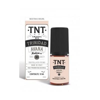 Trinidad Avana Distillato Puro 18 nic 10ML *TNT VAPE*