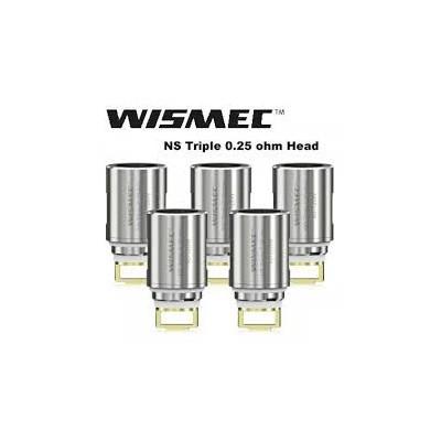 Elabo NS TRIPLE 0,25 ohm *WISMEC*
