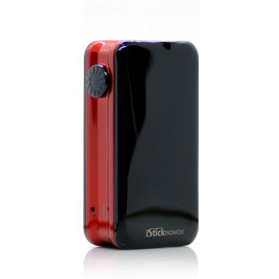 Eleaf istick NOWOS 80w TC mod 4400mah -BLACK/RED ELEAF