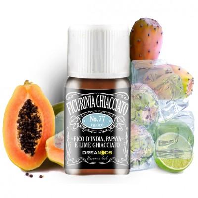 Ficurinia Ghiacciato No.77 Aroma Concentrato 10 ml *DREAMODS*